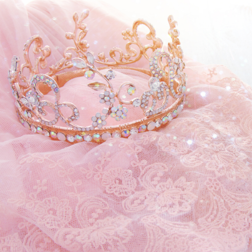 couronne-tulle